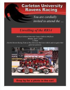 Unveiling Invite 2014